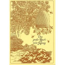 Livre en allemand : Da grosse Buch vom Honig