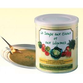 Minceur Express 5 jours : la soupe aux choux et aux légumes