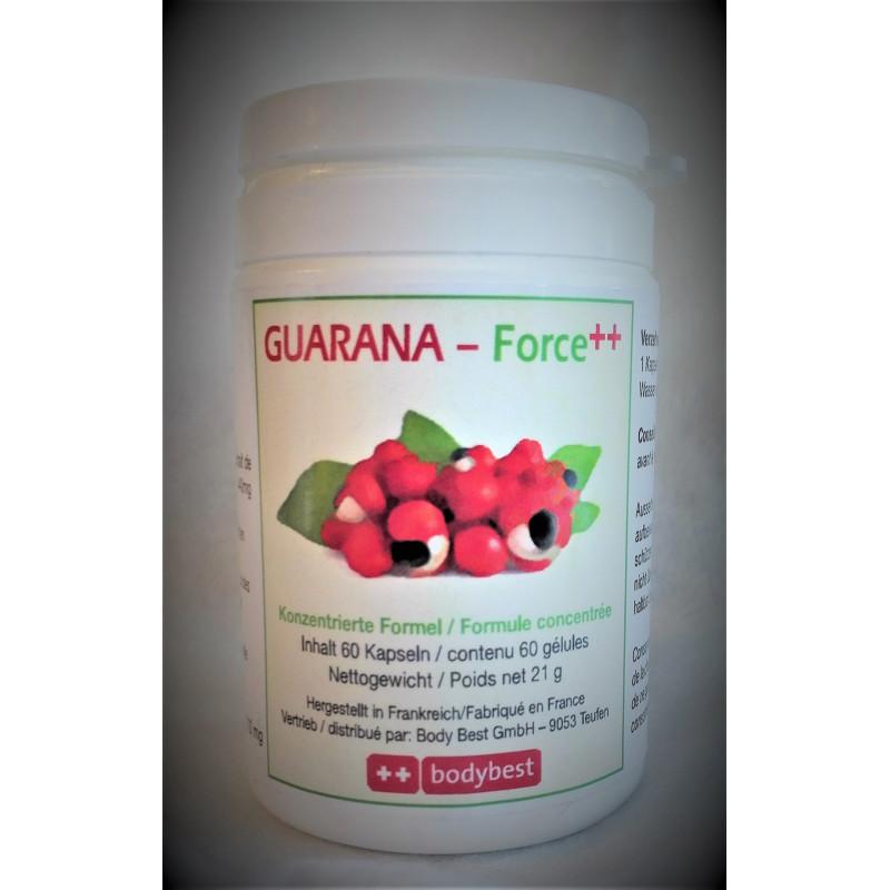 Guarana Force, le super stimulant