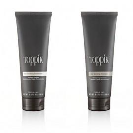 Set di trattamento Toppik: shampoo e balsamo per capelli sani