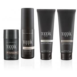 Assortiment de soin complet Toppik: la formule ultime pour une chevelure abondante et soignée
